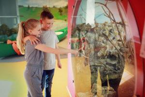 Botsáskák a Futurában, családi program