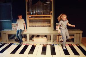 Óriás orgona a Futurában, családi program