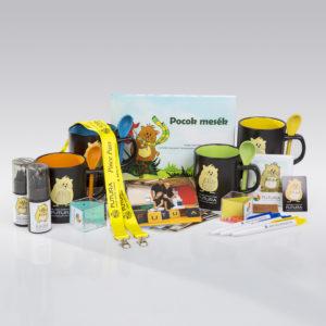 Futura ajándéktárgyak az ajándékboltban